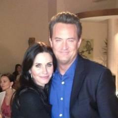Friends : Monica (Courteney Cox) et Chandler (Matthew Perry) en couple dans la vraie vie ?