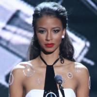Flora Coquerel à Miss Univers 2015 : sa tenue hommage aux victimes des attentats à Paris