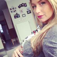 Aurélie Van Daelen bientôt maman : son accouchement est (très) proche !