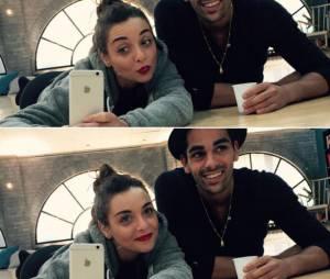 Priscilla Betti et Christophe Licata complices sur Instagram