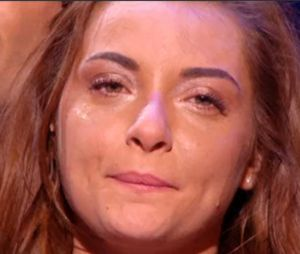 Priscilla en larmes dans l'After