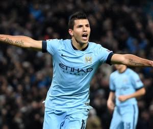Top 15 des joueurs de football les plus chers : Sergio Agüero (9ème)
