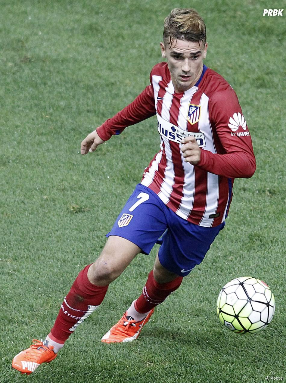 Top 15 des joueurs de football les plus chers : Antoine Griezmann (7ème)