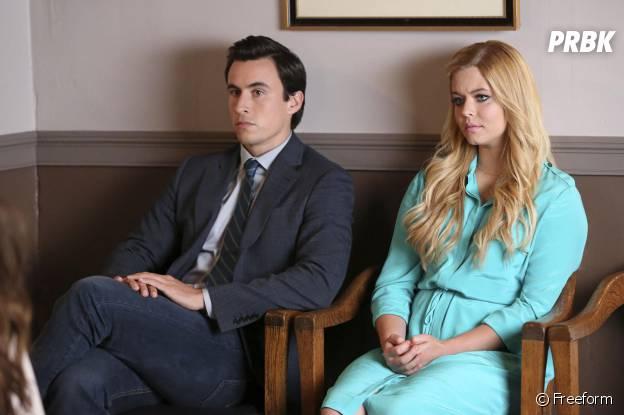 Pretty Little Liars saison 6 : Eliott, le mari d'Alison