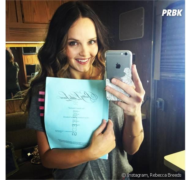 Pretty Little Liars saison 6 : Rebecca Breeds joue le rôle de Nicole
