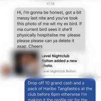 Un homme trompe sa copine en boîte de nuit, le club l'affiche sur Facebook