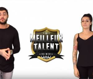 Shanna et Thibault à la recherche du meilleur talent du web sur Youtube
