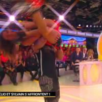 Clio Pajczer : combat sexy et délirant contre Sylvain Potard dans TPMPS
