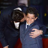 """Cristiano Ronaldo """"humilie"""" son fils pendant un concours de coups francs"""