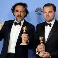 Leonardo DiCaprio, Lady Gaga... : palmarès et photos du tapis rouge glamour des Golden Globes 2016