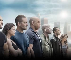 Vin Diesel dévoile l'affiche de Fast & Furious 8