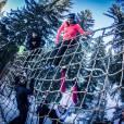 Photos de la Spartan Winter Race 2016 à Valmorel avec Reebok, le 23 janvier 2016