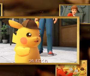 Great Detective Pikachu : New Combination Rebirth - Pikachu sait parler !