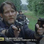The Walking Dead saison 6 : Daryl, Sasha et Abraham menacés dans de nouveaux teasers inquiétants