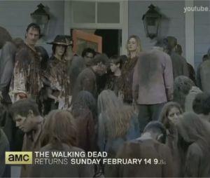 The Walking Dead saison 6 : teaser glauque et inquiétant