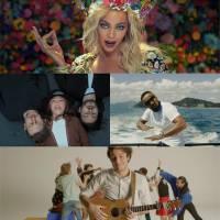 Coldplay et Beyoncé, Vianney, Alonzo, Shake Shake Go... Les meilleurs clips de la semaine