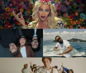 Coldplay ft Beyoncé, Alonzo, Shake Shake Go et Vianney dans les meilleurs clips de la semaine, janvier 2016
