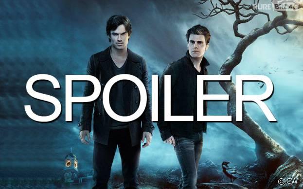 The Vampire Diaries saison 7 : Damon va changer, Stefan en couple avec Valerie ?
