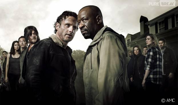 The Walking Dead : un personnage culte a failli mourir