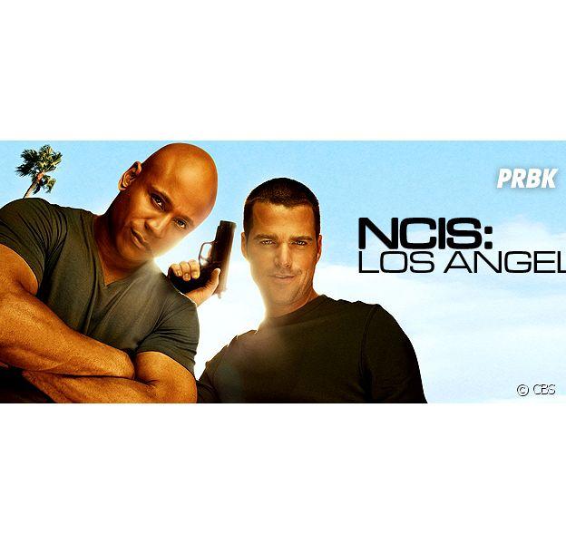 NCIS Los Angeles : créez le nouveau logo de la série