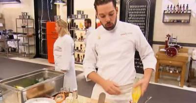 """Xavier Pincemin (Top Chef) assume son vol de jus d'orange : """"c'est un concours"""""""