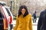 Kylie Jenner oublie son pantalon et dévoile sa culotte dans les rues (glaciales) de New York