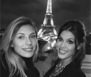 Iris Mittenaere et Camille Cerf : deux Miss complices et amies