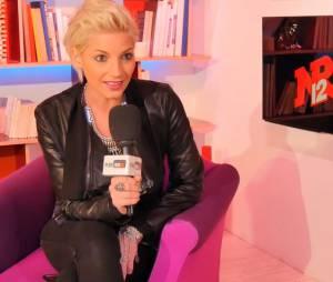 Nadège Lacroix en interview pour PureBreak pour le lancement de Friends Trip 2 en janvier 2016