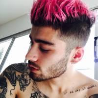 Zayn Malik et ses cheveux roses : ses changements capillaires depuis son départ de One Direction