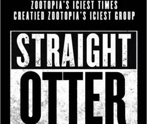 Zootopie parodie Straight Outta Comptonsur son affiche