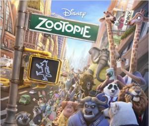 Zootopie parodie les films cultes de 2015 sur son affiche