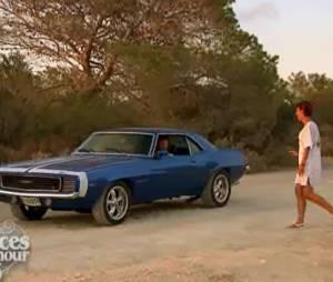 Les Princes de l'amour 3 : virée en voiture pour Olivia et Geoffrey
