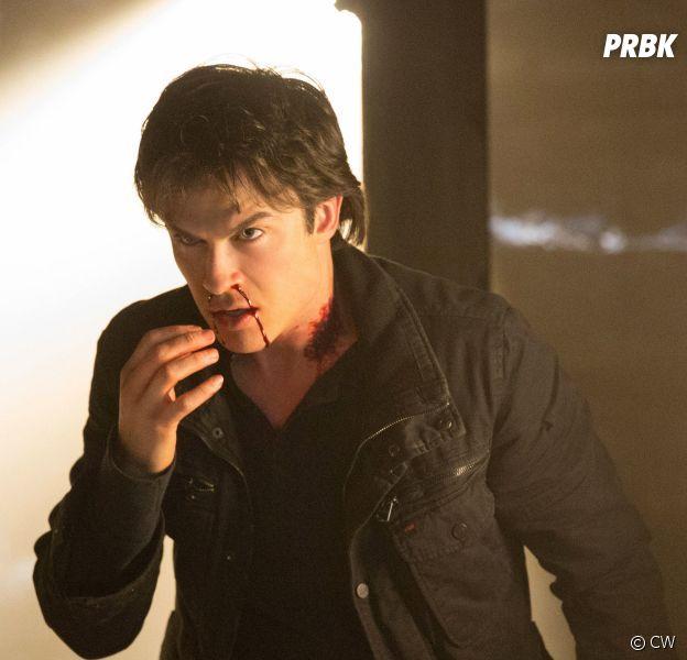 The Vampire Diaries saison 7 : 16 fois où Damon a pété les plombs