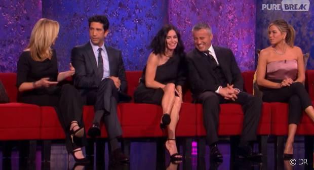 Friends : 8 choses que l'on a apprises lors des retrouvailles des acteurs