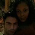 Les Anges 8 : Ricardo et Nehuda couple amoureux