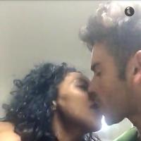 Ricardo et Nehuda (Les Anges 8) : bisous, tatouage en commun... le couple complice sur Snapchat