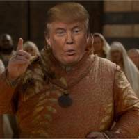 Donald Trump s'incruste dans Game of Thrones : le mashup délirant à ne pas manquer