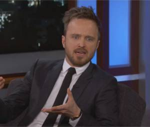 Aaron Paul parle de sa mauvaise blague sur le spin-off de Breaking Bad