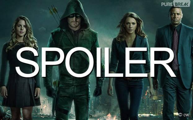 Arrow saison 4 : Felicity bientôt morte ?