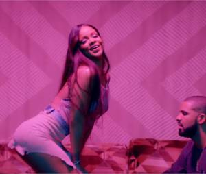 Rihanna ft Drake - Work, le clip
