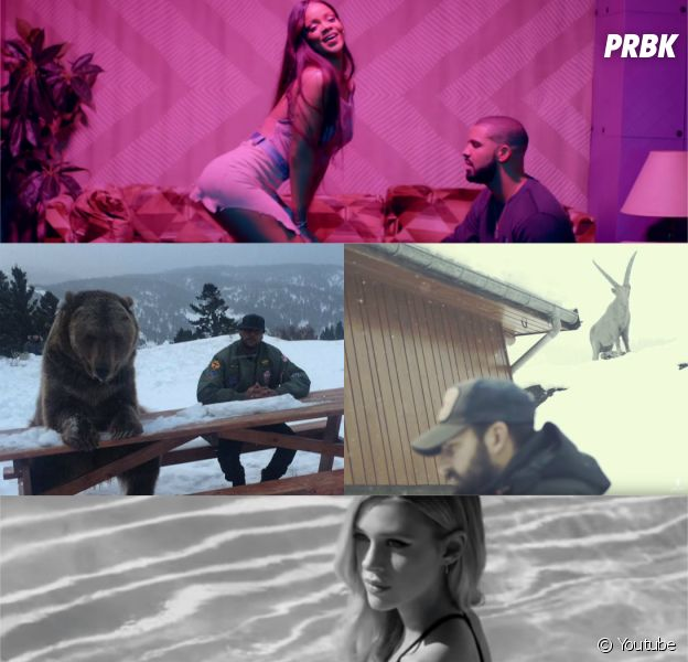 Zayn Malik, Rihanna et Drake, The Toxic Avenger, Booba et Renaud dans les meilleurs clips de la semaine sur Purebreak, février 2016