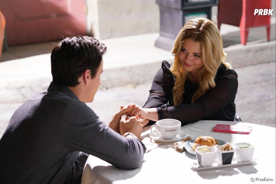 Pretty Little Liars saison 6, épisode 17 : Alison (Sasha Pieterse) sur une photo