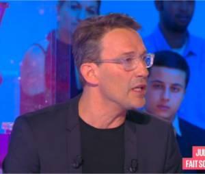 Bertrand Chameroy : Julien Courbet évoque les raisons de son départ de TPMP dans Le grand 8 le 9 mars 2016