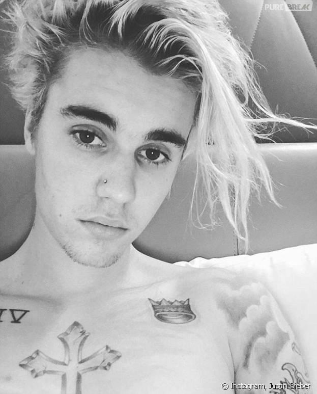 Justin Bieber : un piercing au nez dévoilé sur Instagram le 11 mars 2016