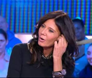 Nathalie parle de sa relation avec un homme politique dans Le Mag
