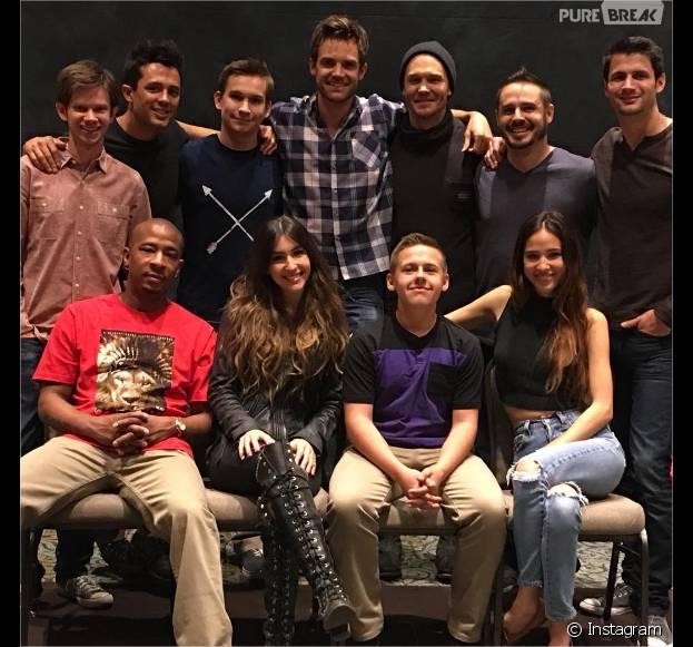 Les Frères Scott : les acteurs se retrouvent pour une convention à Wilmington le week-end du 13 mars 2016