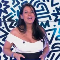 Ayem Nour perdue en direct dans Le Mad Mag après un problème de prompteur