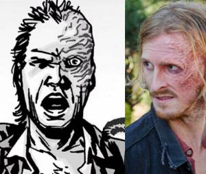 Qui est Dwight de The Walking Dead ?