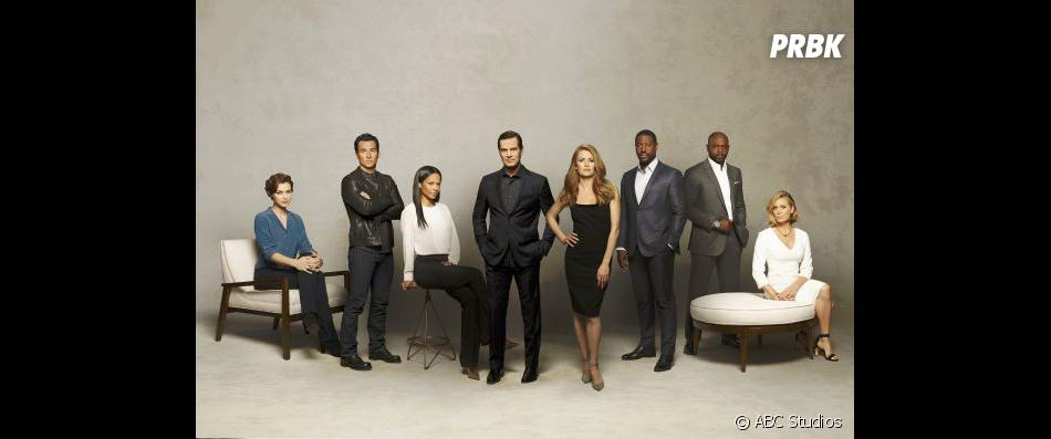 The Catch : le casting