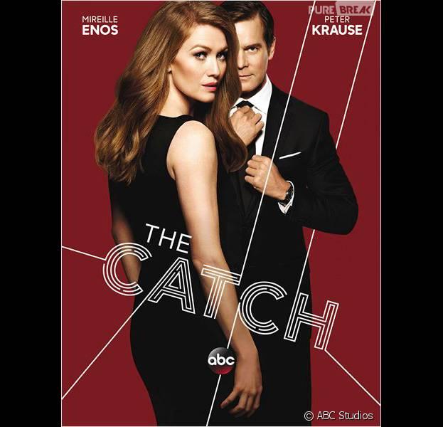 The Catch : Mireille Enos et Peter Krause dans la série